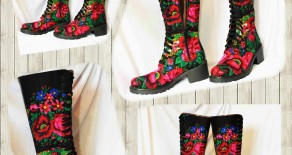 High Urban Boots