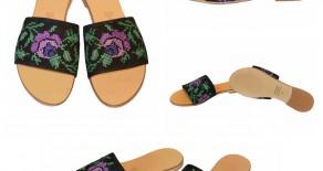 "Papuci ""Ileana"""