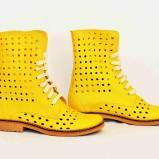 Yellow Summer Boots